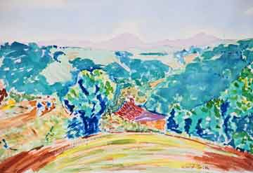 Paysage Languedoc